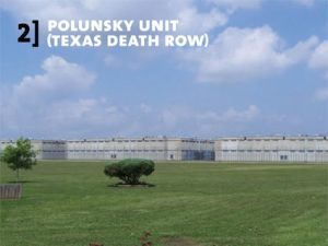 Allan B. Polunsky Unit, Texas death row