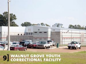 Walnut Grove youth correctional facility