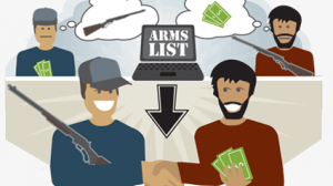 the armslist logo