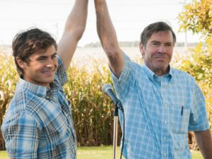 At Any Price Dennis Quaid and Zac Efron