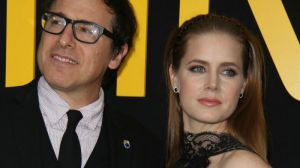 David O. Russell and Amy Adams American Hustle