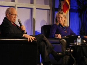 Dick and Liz Cheney