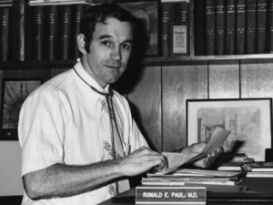 young ron paul