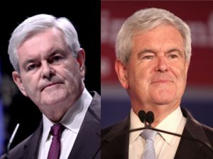 Dr. Gingrich and Mr. Newt