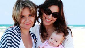 gay parents baby Tamara Feldman Donna Also try: donna feldman | donna feldman kiss | tamara ...