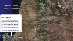 Why Google Earth Can't Show You Israel