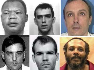 death penalty mugshots