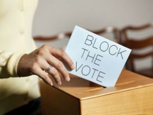 block the vote
