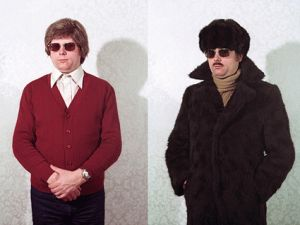 Stasi disguises, Simon Menner and BStU, 2013