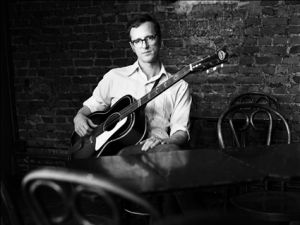 Bluegrass guitarist Michael Daves by Jacob Blickenstaff
