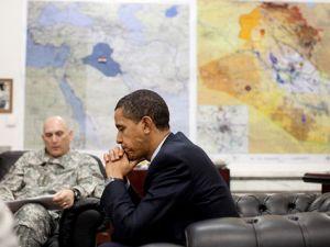 obama iraq maps