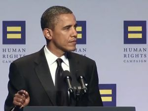 barack obama human rights campaign