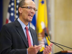 Thomas Perez, Assistant Attorney General for Civil Rights