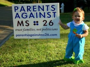 Parents against MS 26