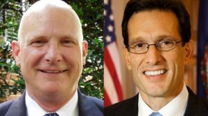 Wayne Powell and Eric Cantor
