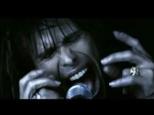 Steven Tyler Aerosmith music video Armageddon