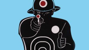 shooting target