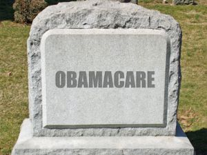 death of obamacare?