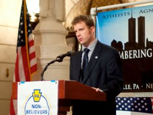 Jason Torpy - President of the Military Association of Atheists and Freethinkers
