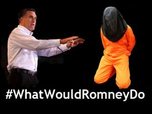 Mitt Romney civil liberties