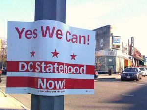 dc statehood now