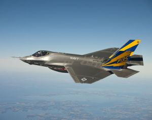 Lockheed F-35 Fighter Jet