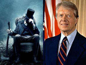 abraham lincoln vampire hunter jimmy carter