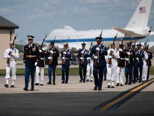 air force honor guard libya