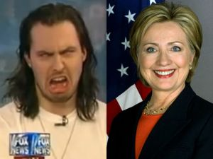 andrew w.k. hillary clinton state department