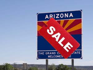 Arizona sold