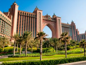 atlantis hotel dubai