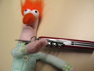 beaker knife