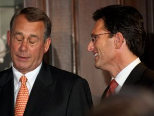boehner cantor