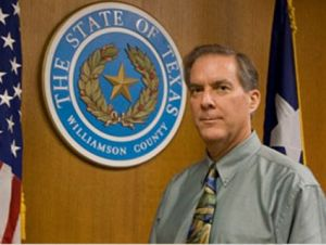 Williamson County District Attorney John Bradley