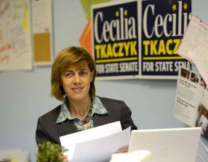Cecilia Tkaczyk
