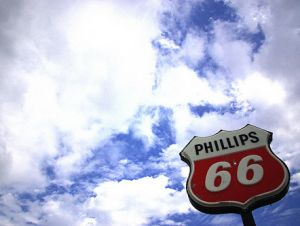 conoco phillips sign