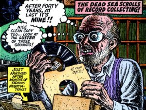 R Crumb