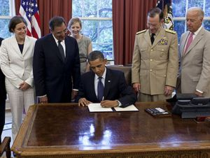 obama signs dadt