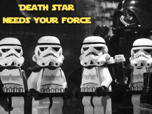 death star stormtroopers darth vader star wars