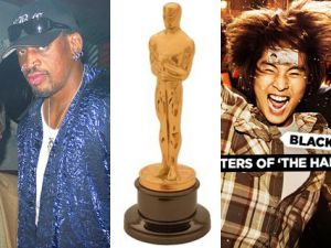 dennis rodman oscars Justin Chon 21 and Over