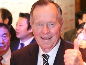 george h. w. bush