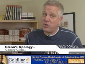 glenn beck goldline
