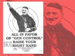 hitler taking guns away