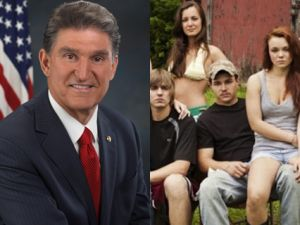 senator joe manchin buckwild