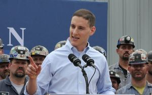 Ohio senate candidate josh mandel