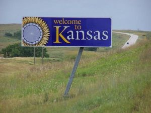 kansas sign