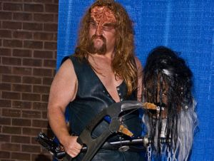 klingon cosplay