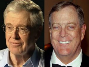 charles and david koch