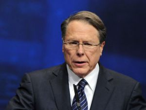 NRA executive vice president Wayne LaPierre