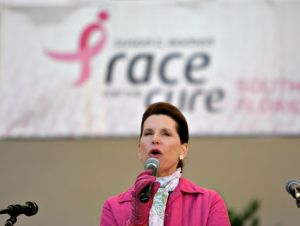 nancy brinker komen ceo